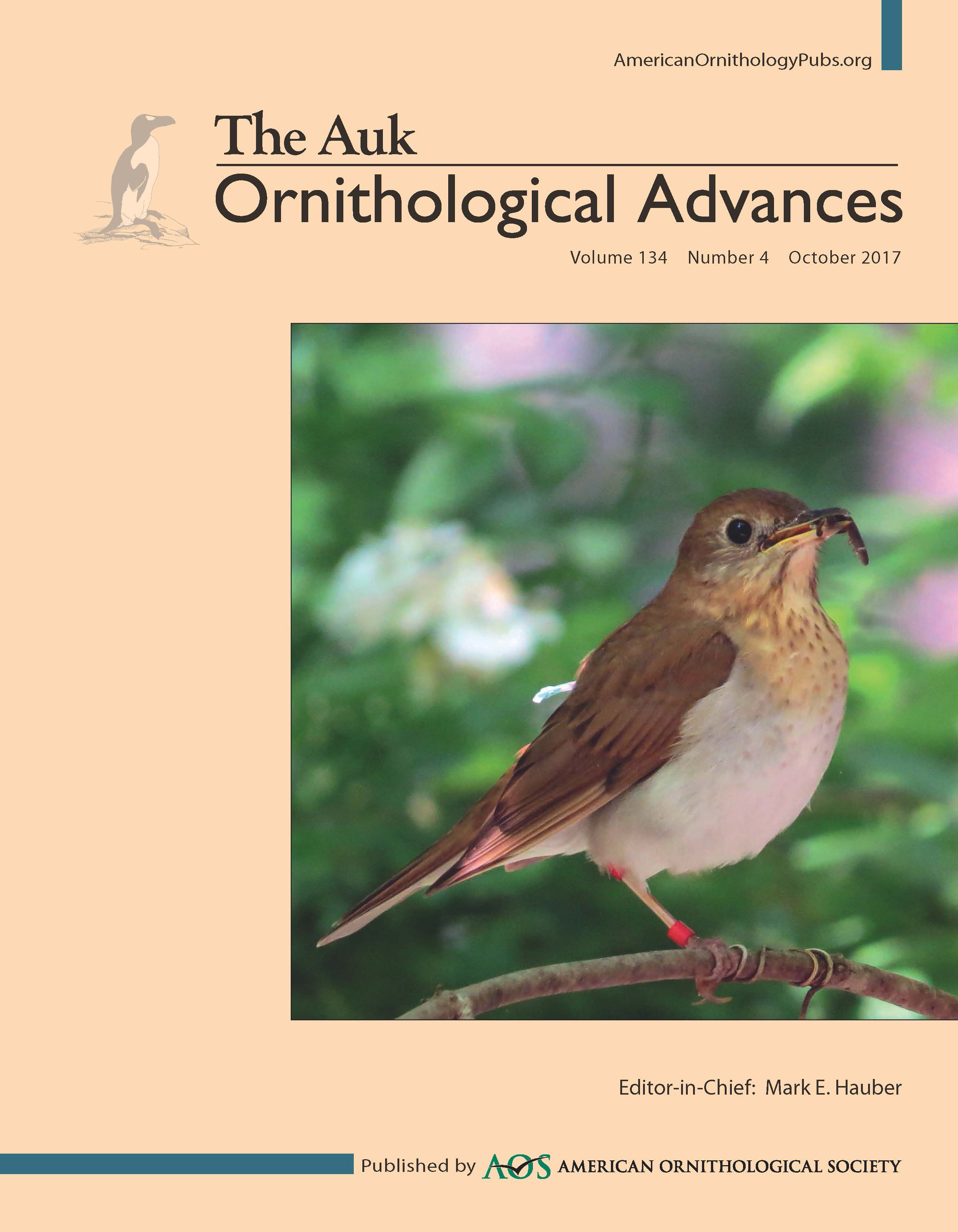 ornithogical advances cover