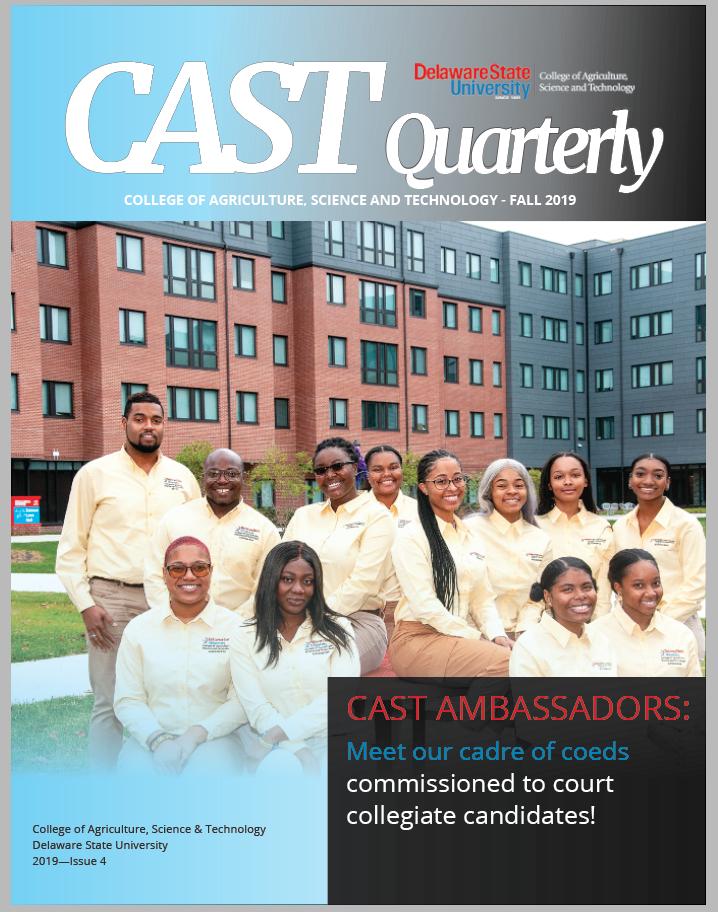 CAST Quarterly